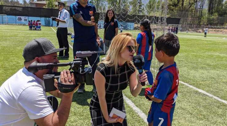 Experiencia Fútbol TV