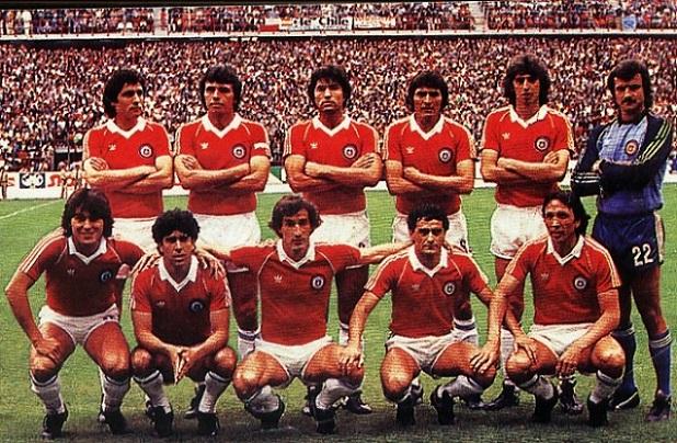 Chile 1 – Alemania F. 4  Copa del Mundo 1982