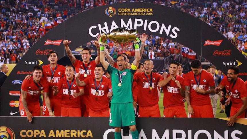 """Selección Chilena: """"Lo esencial, es invisible a los ojos"""""""